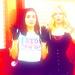 Annie and Britta