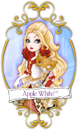 Ever After High wallpaper titled mela, apple Thronecoming
