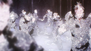 Are these ice sculptures for sale? I could use them and open up my own ice museum