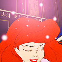 Walt 迪士尼 图标 - Princess Ariel