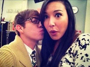 Artie and Santana