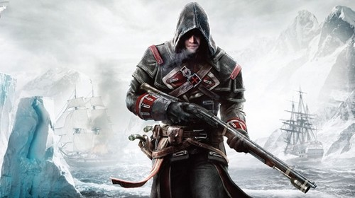 Assassin's Creed wallpaper probably containing a rifleman entitled Assassins Creed Rogue - Shay