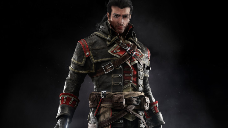 Assassins Creed Rogue Shay Assassin S Creed Foto 37690541