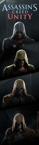 Assassin's Creed wallpaper entitled Assassins Creed Unity