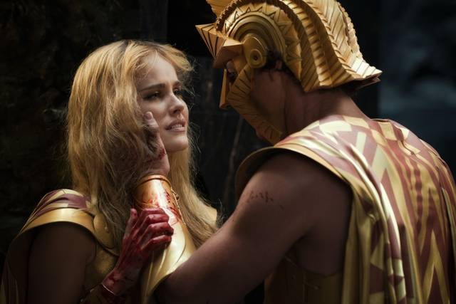 immortals zeus and athena relationship to