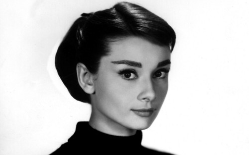 Physical Beauty wallpaper containing a portrait called Audrey Hepburn