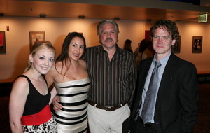August Osage County Opening Night Party