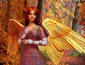 Autumn Энджел 2