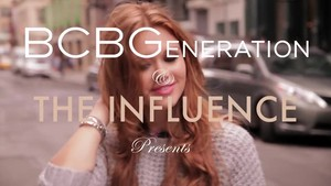 BCBGeneration x The Influence