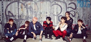 BTS concept photos for 'Hormone War'