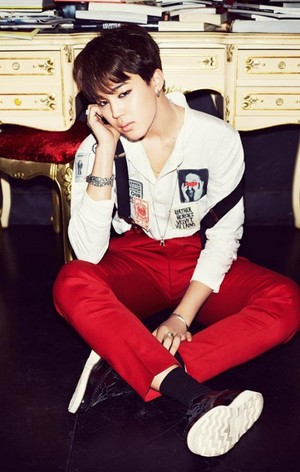 Bangtan Boys concept photos for 'Hormone War'