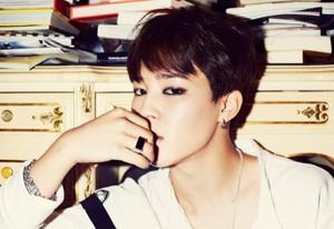 BTS concept foto's for 'Hormone War'