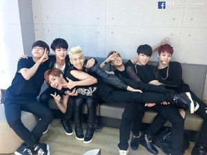 Bangtan boys hotties❤❥