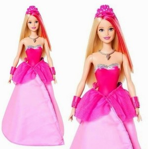 barbie in Princess Power Doll
