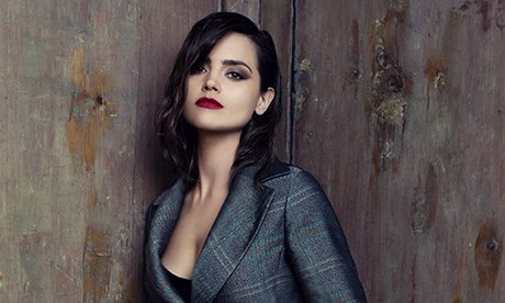 Beautiful Jenna Coleman photoshoot