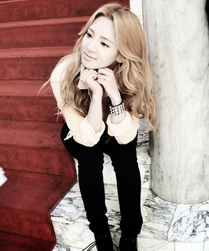 Beautiful Kim Hyoyeon<3