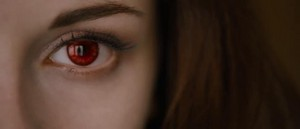 Bella's red eye