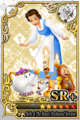 Belle Cards in Kingdom Hearts X - disney-princess photo