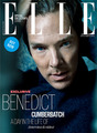 Benedict Cumberbatch - Elle Magazine - benedict-cumberbatch photo