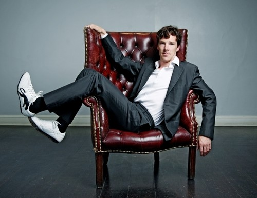 Physical Beauty wallpaper with a business suit and a well dressed person titled Benedict Cumberbatch