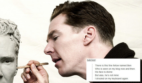 Benedict Cumberbatch wallpaper called Benedict - Tumblr Text Posts
