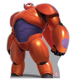 Big Hero 6 Baymax giant cutout