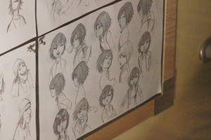 Big Hero 6 Concept Art at Disney's Hollywood Studios