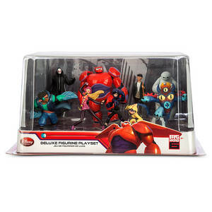 Big Hero 6 Figurine Playset