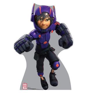 Big Hero 6 Hiro giant cutout