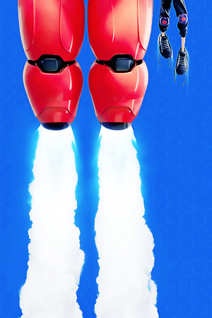 Big Hero 6 Iphone Background