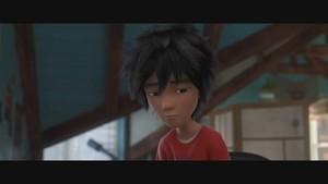 Big Hero 6 - Japanese Trailer Screencaps