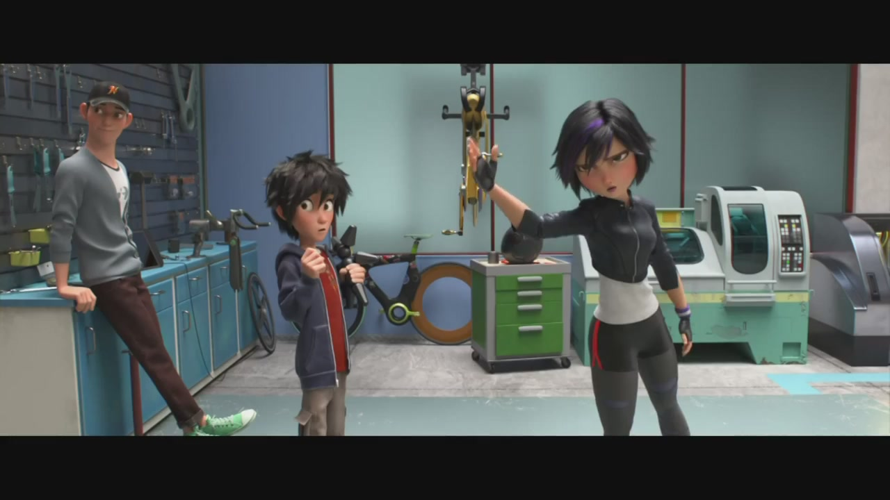 big hero 6 meet hiro
