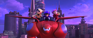 Big Hero 6 New York Comic Con Sizzle - Screencaps