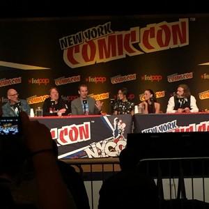 Big Hero 6 Panel at New York Comic Con