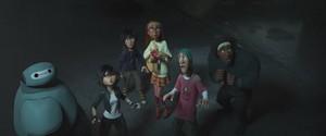 Big Hero 6 International Trailer Screencaps