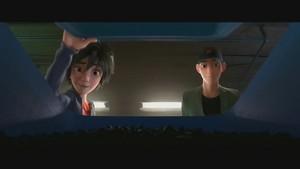 Big Hero 6 TV Spot 14 - Hiro and Tadashi