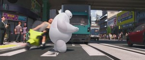 Big Hero 6 Trailer 2 Screencaps