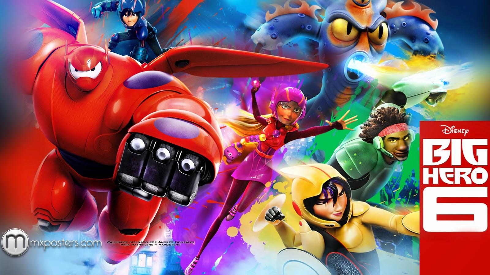 Big Hero 6 Wallpaper -...