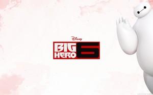 Big Hero 6 壁紙