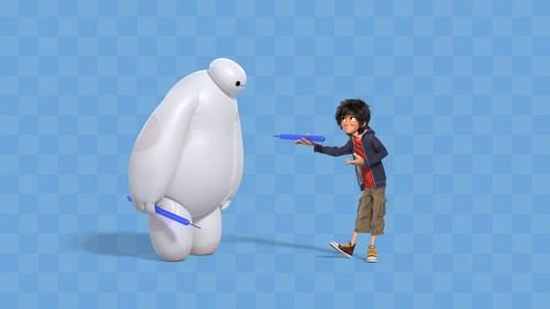 Big Hero 6 Hintergrund called Big Hero 6 Hintergrund