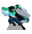 Big Hero 6 Wasabi giant cutout