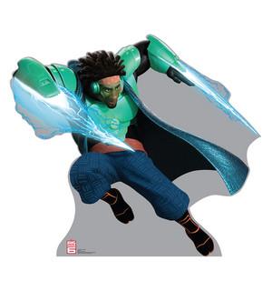 Big Hero 6 Wasabi giant cutout