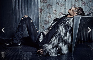 Bigbang Daesung for W Korea Magazine~Wild things❤ ❥