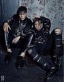 Bigbang T.O.P. ~ Daesung for W Korea Magazine~Wild things❤ ❥