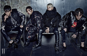 Bigbang for V Korea Magazine~Wild things❤ ❥