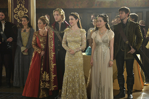 Blood for Blood 2x05 Reign stills