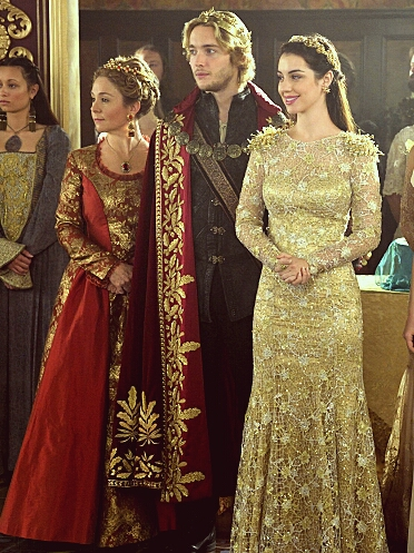 Reign [TV Show] fondo de pantalla titled Blood for Blood 2x05 Reign stills