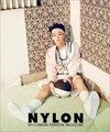 Bobby November issue of 'Nylon'