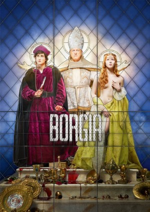 Borgia Promotional 写真