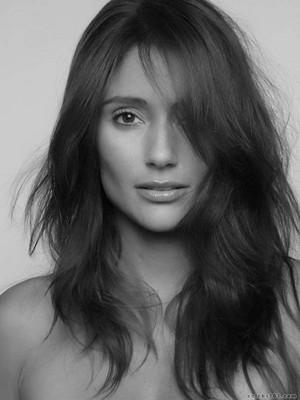 Brenda Schad, Model